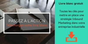 Passez a l'action Inbound Marketing - livre blanc gratuit